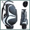 Pu leather golf cart bag