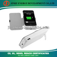 3000mAh External Charger Backup Battery Power Bank Case Cover For iPhone 4 4G 4S