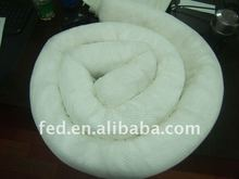 Widely used oil absorbent boom