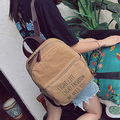 China factory outlet washable kraft paper backpack,lightweight simple school bags,brown kraft