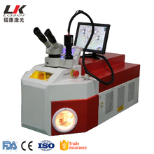 Spot Jewelry Laser Welding Machine Price for Dental Portable Laser Welder for Gold Silver for Sale