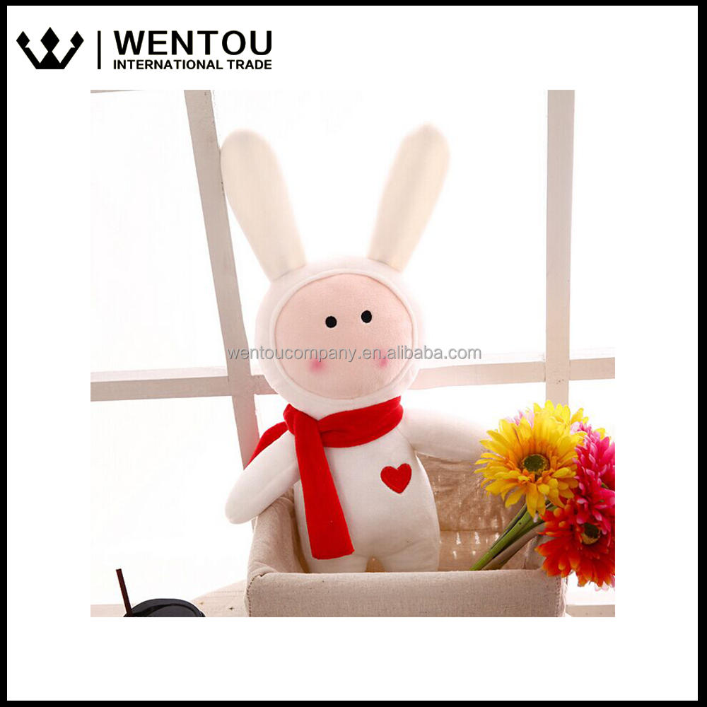 Soft Easter Plush Bunny