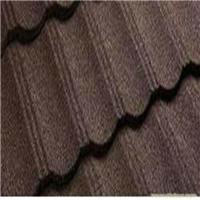 types of stone granule coated steel roof tile
