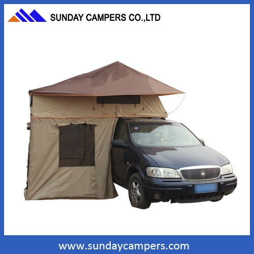 Roof top camping tent 4x4 camping car roof tent waterproof camping tube tent
