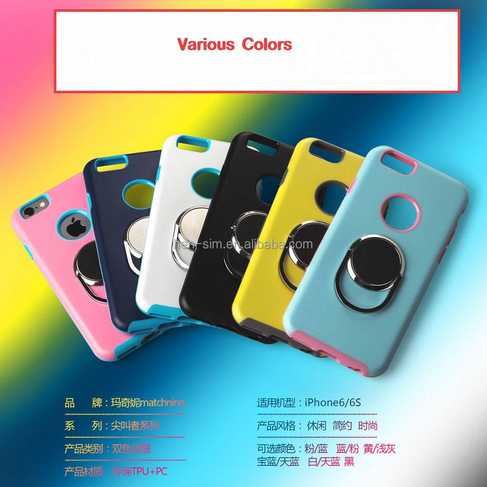 DIY custom phone case - PC+ TPU phone case cover , phone case 5,5s,6,6s,6s plus