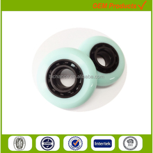 64mm solid urethane wheels for brand inline skate shoes parts