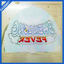 FACTORY PRICE New alibaba products UV board Printing ABS Plastic sheet/KT board