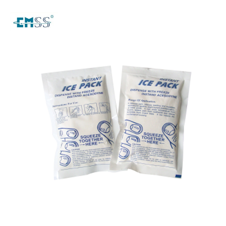 Shanghai EMSS medicare disposable Instant cold pack for cold stomach