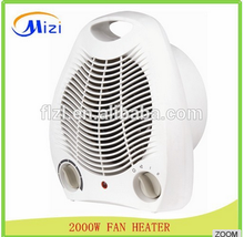 solar powered portable heater fan heater solar solar powered room heater2000W electric fan heater with Anti-fire plastic body