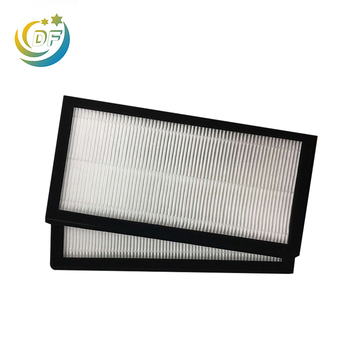 Quality assured hepa filter mask fan portable air cleaner