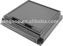Floor Box -- AF Range Service Outlet Box --Inscreed Floor System