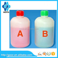 Household RoHS approved antacid ab epoxy glue for precious stones