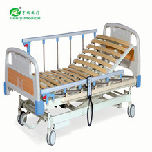 High quality machine grade three functions hospital bed alibaba supplier