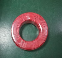 Electric radiant floor Heating system cable with one filament for underfloor heating system