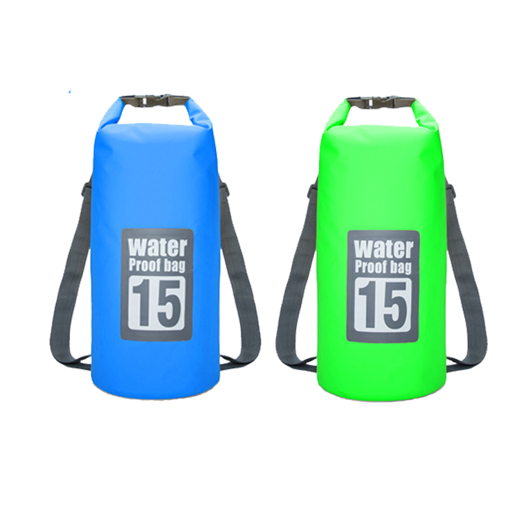 Custom 5L 10L 15L 20L 30L PVC Tarpaulin Waterproof Kayak Deck Bag