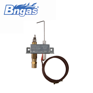 B880303 NG bbq spare parts, gas pilot burner assembly