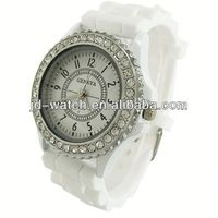 paidu watch silicone GENEVA watch