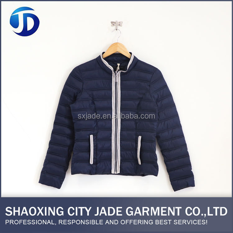 New Style Factory Directly Provide Women Snow Padded Clothing