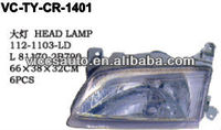 Head Lamp For Toyota Corona Premio 98 00-02