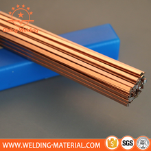Good quality brazing wire phos copper welding wire flat rods BCuP-6