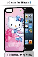 for iPhone 5S Case, 3D Flash Case for iPhone 5S, Cartoon Hard Case for iPhone 5