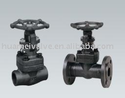 Forged Steel Bellow Sealed Globe & Gate Valve