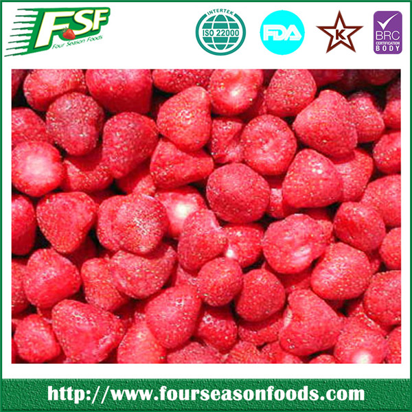 IQF/frozen bulk strawberries,Frozen/iqf strawberry price,frozen strawberry