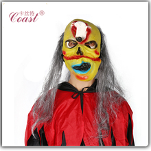 leather costume mask wolf masquerade mask wholesale