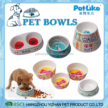 best selling plastic pet bowl and dog food bowl wholesale pet bowls feeders