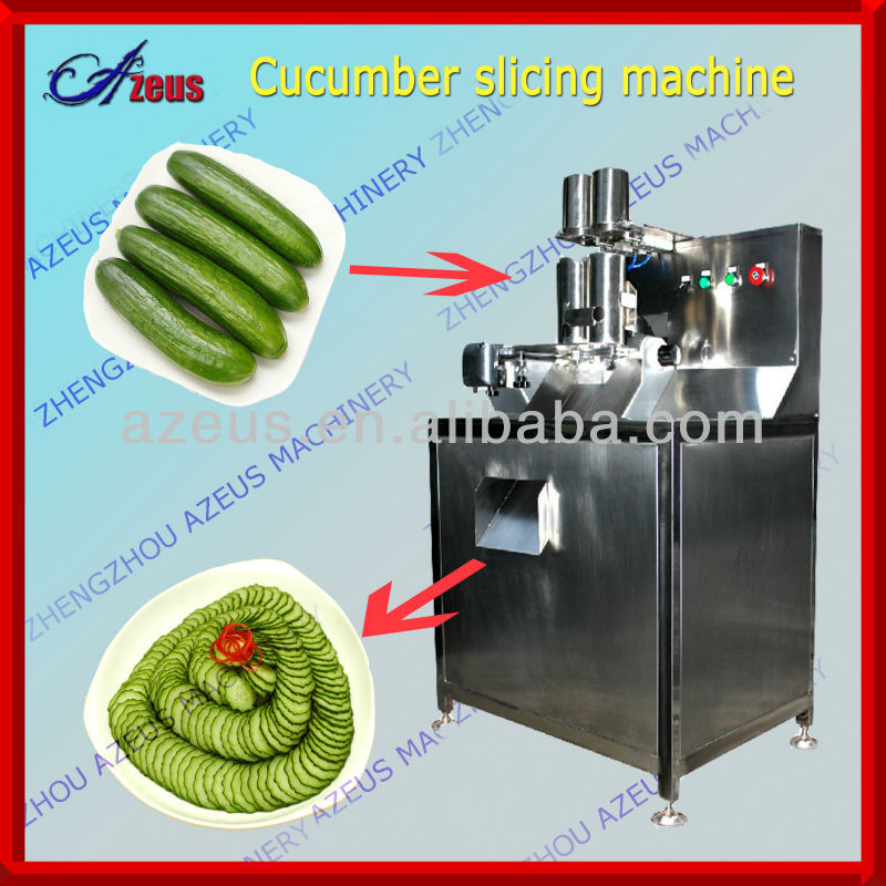 Cucumber slicer machine/vegetable and fruit slicer machine