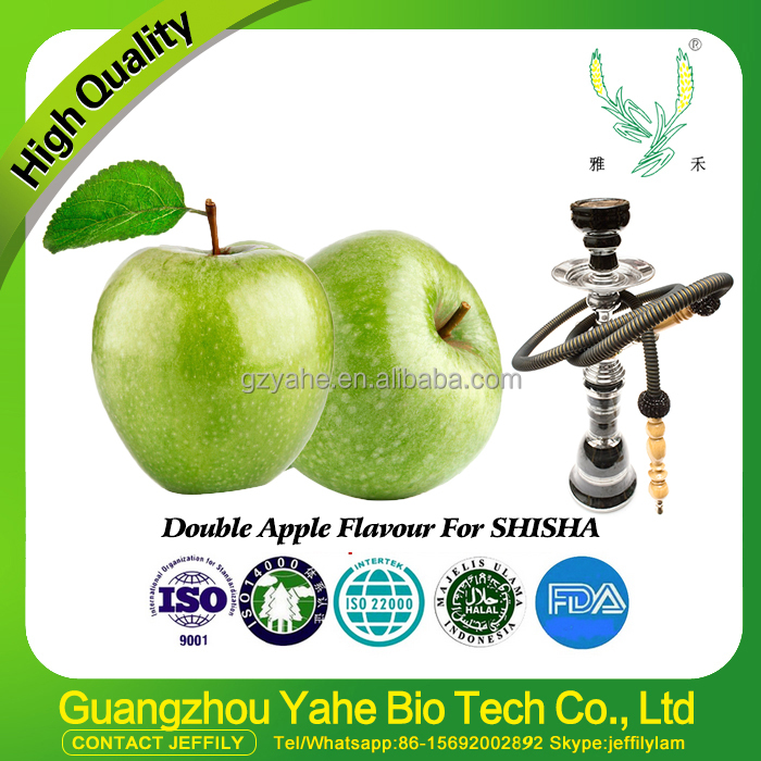 High concentration double apple flavour match Al Fakher style,high quality shisha tobacco concentrate