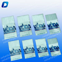 Customized pvc full bottle shrinkwrap label printing/pvc printed shrink wrap labels supplier