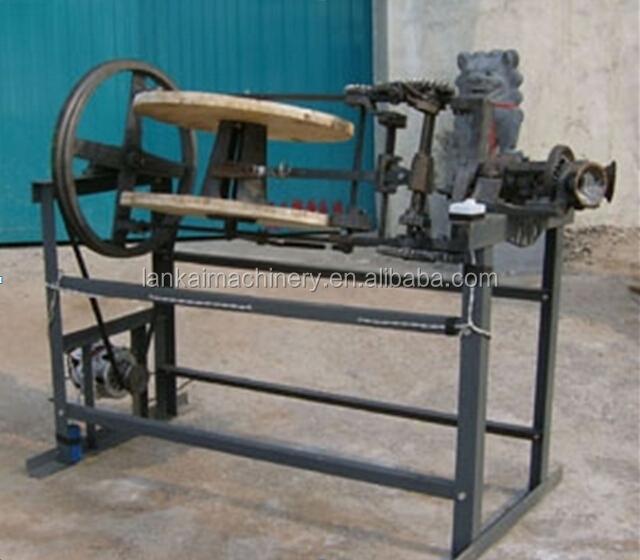 Knitting Rope Machine : Automatic hay rope machine straw