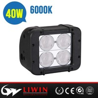 "New and Hot lw led 4.6"" 40W off road auto head lamp for motorcycle"