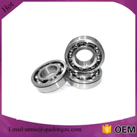 High precision famous brand ceiling fan bearing Deep Groove Ball Bearing 6202 ZZ