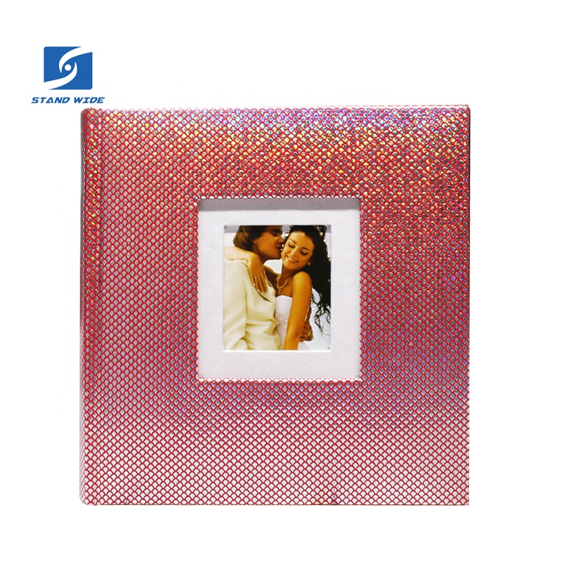 smart wedding pp photo album leather we are memory keepers