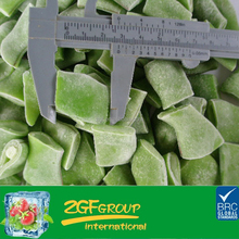 High Quality Fresh and Green quick frozen romano beans