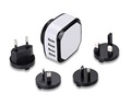 2017 hot newest novelty cell phone charger with world plugs Travelling charging kit