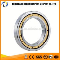 6014 M brass cage deep groove ball bearing 6014M