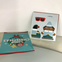 Reusable Top Quality Paper Puzzle Games For Kid