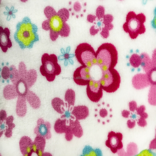 100%polyester print two side fleece knitting fabric, flannel fleece, home textile fabric,