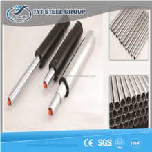 Price per kg iron Industrial Seamless stainless steel pipe