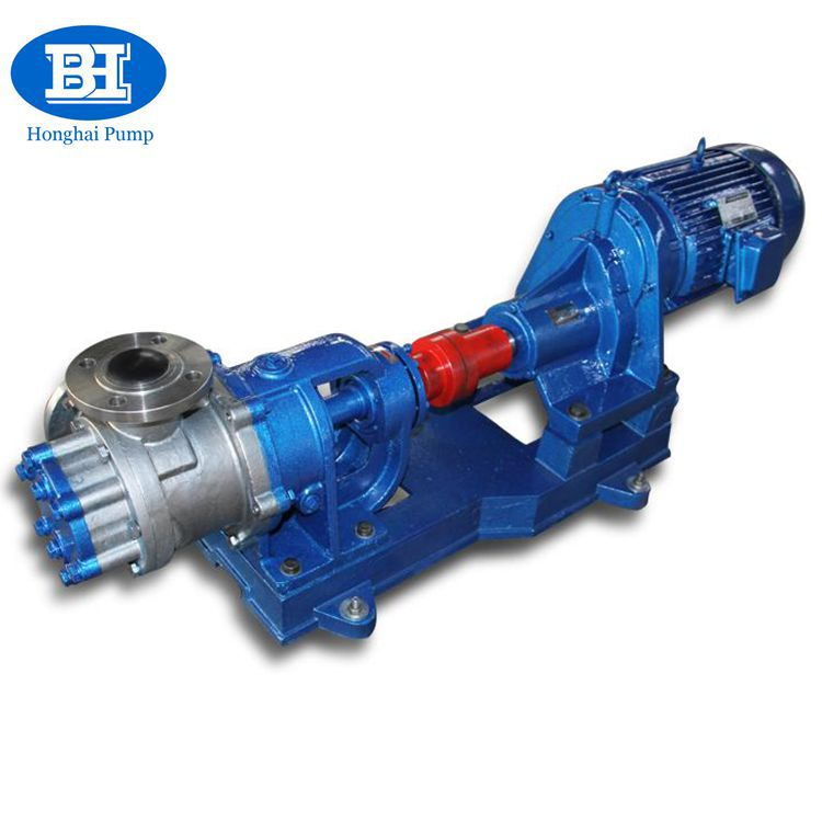 NYP series high viscosity ash slurry pump