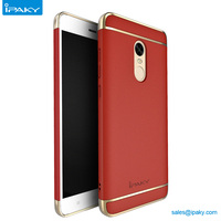 Supplier Ipaky Hot Item Online Phone Case Store Oem Cute PC Redmi Note 4 Back Cover With Stand