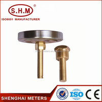 Temperature measuring instrument ---Bimetal thermometer made in China