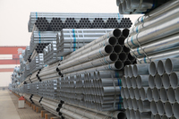 BS,GB,DIN,ASTM Scaffolding galvanizing steel pipe /scaffolding steel pipe