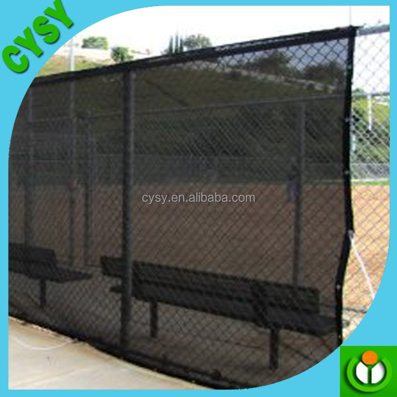 HDPE plastic balcony shade net, flat wire/round wire sun shade net, shade cloth used for agriculture