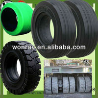 9.00-20 pneumatic shaped solid tire,solid otr tires,chaoyang tires