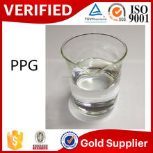 PPG-4000 Polypropylene glycol with best price 25322-69-4
