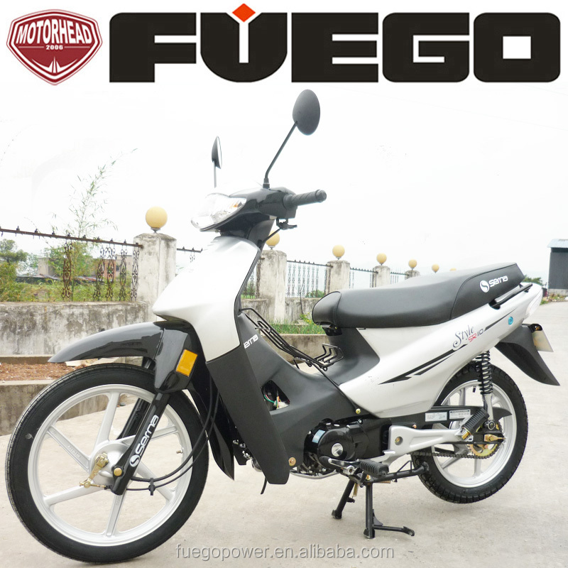 Automobiles Motorcycle 90CC 110CC Cub Moped Cheap Bike